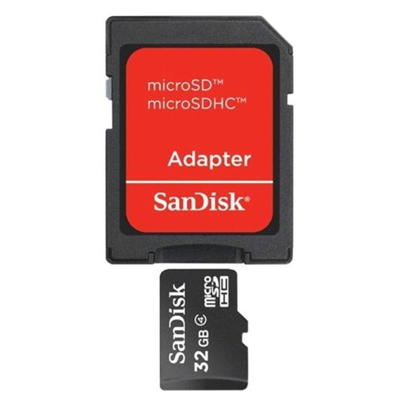 Micro Sd 32 Gigas Sandisk