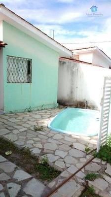 Casa Lado Da Praia De Barra De Gramame - Ca0398
