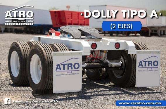Remolques Atro Dolly Quinta Holland Doble Muela 2021 Dolly