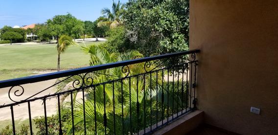 Cómodo Golf Apartamento De 2 Dorm, Cocotal, Bavaro