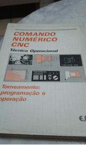 Livro Comando Numérico Cnc
