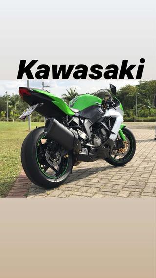 Kawasaki Ninja Zx-6r