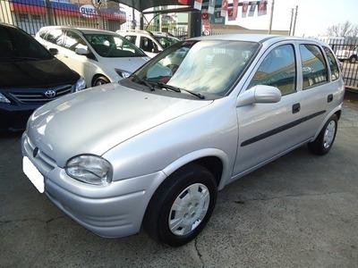 Chevrolet Corsa Wind 1.0 Prata Mpfi 8v Gasolina 4p 1999
