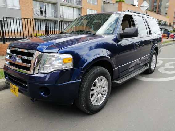 Ford Expedition Xlt 7 Puestos