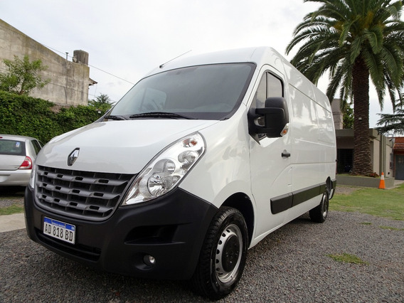 Renault Nuevo Master L2h2 Aa 2019