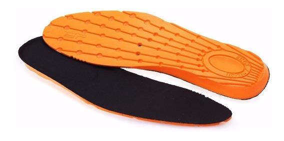 4 Pares Palmilha Pu Anti-impacto Tênis Sapatenis Sapatos 119