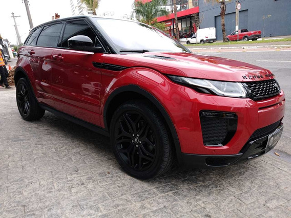 Land Rover Range Rover Evoque 2018 2.0 Hse Dynamic
