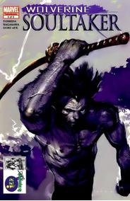 Hq - Wolverine Ladrão De Almas - Completo Em Pdf