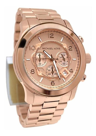Relógio Michael Kors Mk8096 100% Original 2 Anos De Garantia