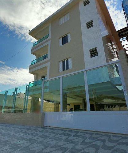 Imagem 1 de 21 de Apartamento Com 2 Dorms, Cidade Naútica, São Vicente - R$ 215 Mil, Cod: 1030 - V1030