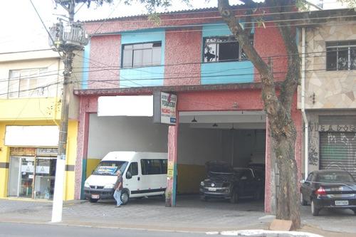 Venda Salão Comercial Sao Bernardo Do Campo Rudge Ramos Ref: - 1033-8903