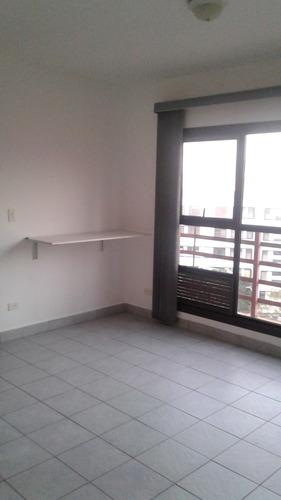 Imagem 1 de 25 de Excelente Apartamento Tipo Studio  Para Locação,  Com Ou Sem Vaga ,totalmente Reformado E Pronto Para Morar. - Sp - Kn0035_sales