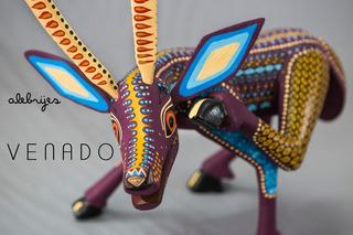 Artesanía Mexicana. Decoración. Alebrije De Oaxaca