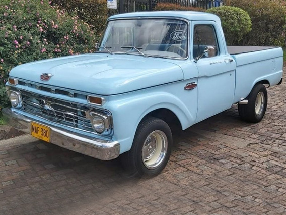 Ford F-100 5.0