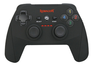 Gamepad Joystick Redragon Harrow G808 Pc Ps3 Inalambrico