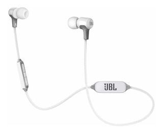 Audífonos inalámbricos JBL E25BT blanco