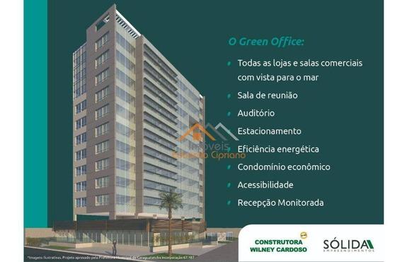 Sala À Venda, 42 M² Por R$ 315.000,00 - Centro - Caraguatatuba/sp - Sa0003