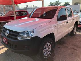 Volkswagen Amarok 2.0t Starline 4 Motion Aut 2014 Iva Credit