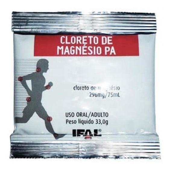 Cloreto De Magnésio Ifal Kit C/ 3 Saches