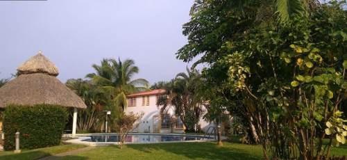 Bella Casa En Acapulco Guerrero Joyas Del Marqués C/ Alberca