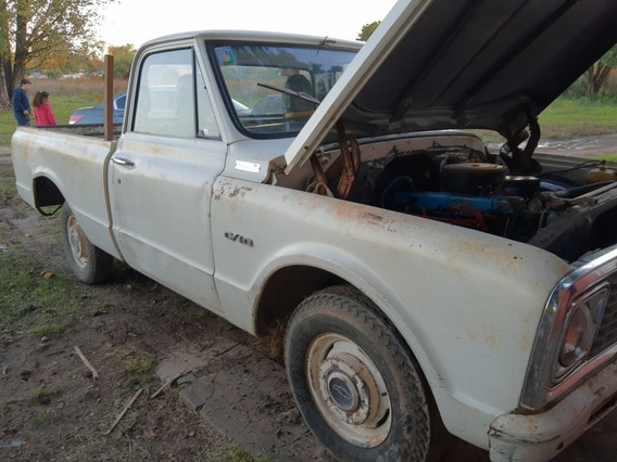 Chevrolet 72 De Coleccion 100% Original Pick Up