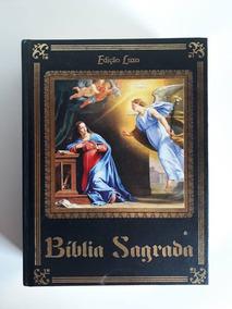 Bíblia Sagrada Em Excelente Estado