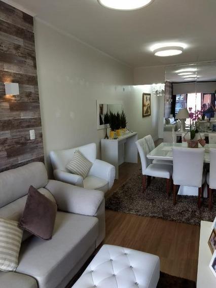 Apartamento Em Vila Belmiro, Santos/sp De 100m² 2 Quartos À Venda Por R$ 413.000,00 - Ap609654