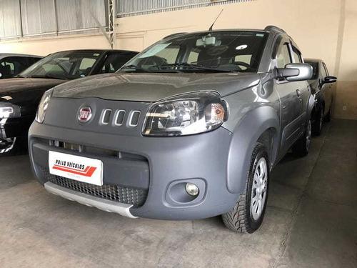 Vendo Fiat Uno Evo Way (celebration 1) 1.0 8v  4 Portas