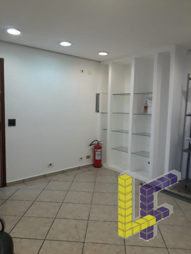 Sala Cmercial. Bairro Santa Paula - 16408