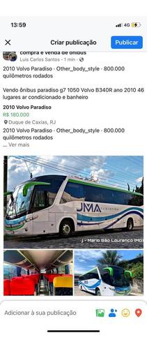 Volvo B9r Paradiso 1050