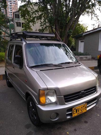 Chevrolet Wagon R, Mod. 2001, 1200cc.