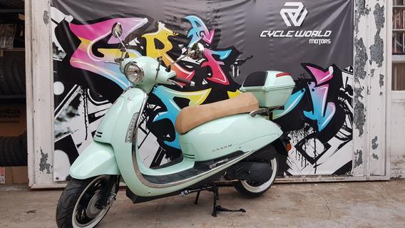 Moto Scooter Beta Tempo De Luxe 150 0km 2019 Promo Al 22/02