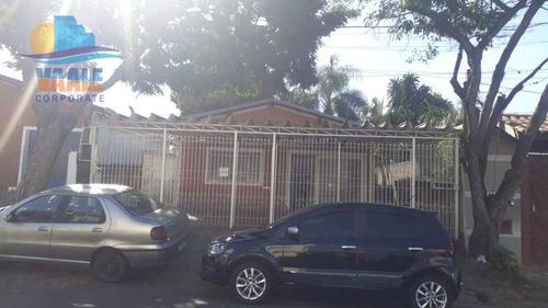 Casa Com 2 Dormitórios Para Alugar, 140 M² Por R$ 1.600/mês - Jardim Novo Campos Elíseos - Campinas/sp - Ca0183