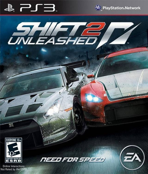 Ps3 - Need For Speed Shift 2 Unleashed