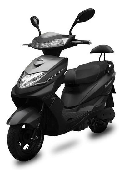Moto Electrica Aima Bosh S3 Negra Envios Nacionales