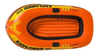 Barco Inflable Intex Explorer 200 58330ep