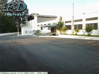 Galpões Industriais Para Alugar Em Barueri/sp - Alugue O Seu Galpões Industriais Aqui! - 1138526