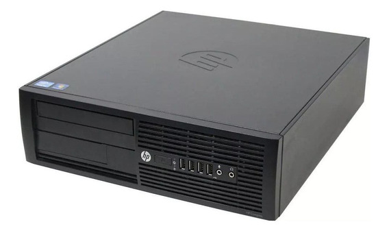 Cpu Desktop Hp Compaq Pro 4300 I7 3ª 16gb Ssd120gb Rw Wifi