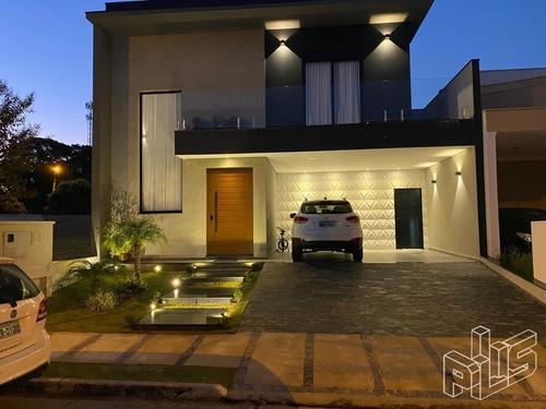 Casa À Venda Em Residencial Villa Do Bosque - Ca008605