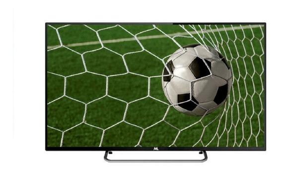 Tv Led Mtek Mk-32cs1 - Smart Tv - Full Hd - 32 Polegadas