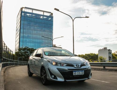 Toyota Yaris 1.5 107cv Xls Cvt Cupo Ya!!!
