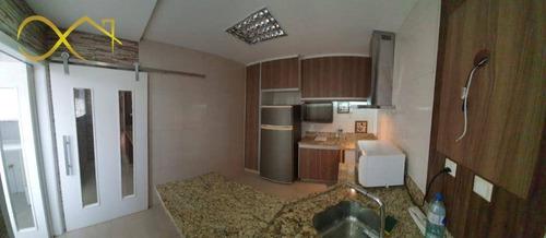 Imagem 1 de 13 de Apartamento Com 2 Dormitórios À Venda, 66 M² Por R$ 259.000,00 - Ponte Preta - Campinas/sp - Ap0962