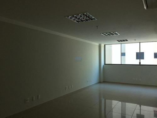Sala Para Alugar, 42 M² Por R$ 2.100,00/mês - Empresarial 18 Do Forte - Barueri/sp - Sa0258