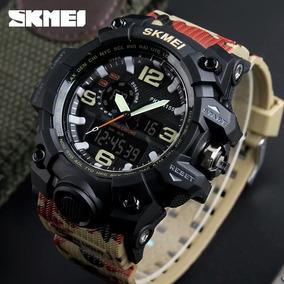 Relógio Masculino Skmei Mod: 1155 Original Importado