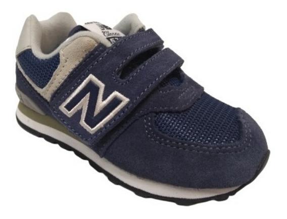 Zapatilla Niño New Balance Abrojo Iv574gv