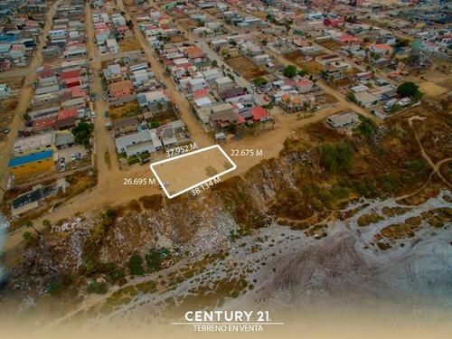 Venta Terreno Playas De Chapultepec, Ensenada, B.c.