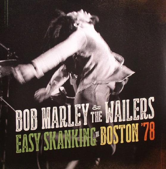 Cd+dvd Bob Marley Easy Skanking In Boston 78