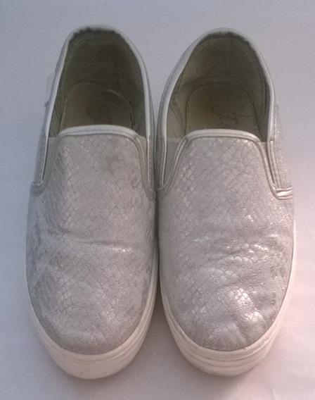 Zapatos Deportivos Para Niña Jump N° 34 (usados)