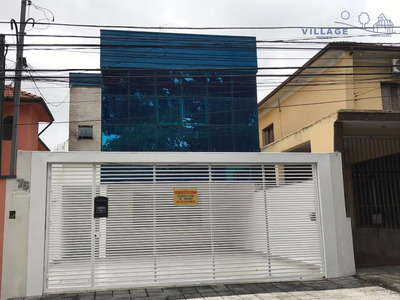 Prédio Comercial Para Venda E Locação, Alto Da Lapa, São Paulo. - Pr0097