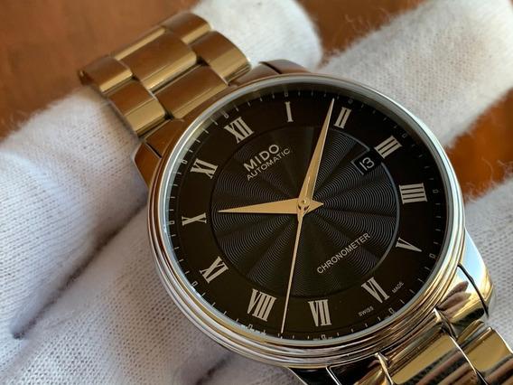 Relógio Mido Baroncelli Iii Cosc Automatic M0104081105300